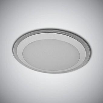 מתוחכם צמוד תקרה 100W + בקר | נברשות בסגנון מודרני | צמודי תקרה MO-36